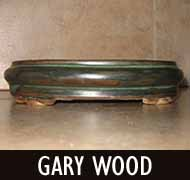 gary wood bonsai pots